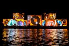 Internationaal Festival Royalty-vrije Stock Foto