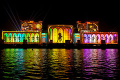 Internationaal Festival Royalty-vrije Stock Afbeelding
