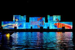 Internationaal Festival Stock Afbeelding