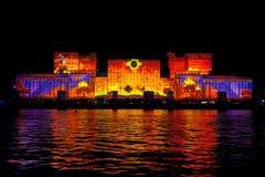 Internationaal Festival Stock Foto