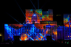 Internationaal Festival Royalty-vrije Stock Foto's