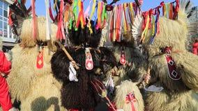 Internationaal Festival van Maskeradespelen Surva in Pernik