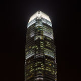 Internationaal Financiëncentrum Hong Kong Stock Afbeeldingen