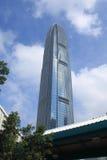 Internationaal Financieel Centrum 2 Stock Afbeeldingen