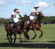 Internationaal Polo Club - Wellington, Florida - Joe Royalty-vrije Stock Fotografie