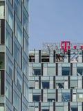 Internationaal T-Mobile Stock Foto's