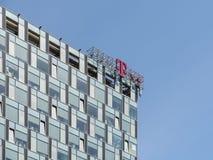 Internationaal T-Mobile Stock Afbeeldingen