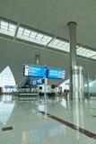 international Дубай авиапорта Стоковое фото RF