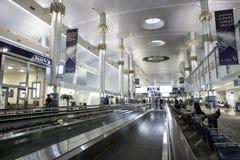 international Дубай авиапорта Стоковое Изображение RF