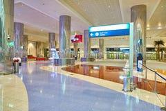 international Дубай авиапорта Стоковые Фотографии RF