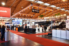 International 2011 Tradeshow   Stockbild