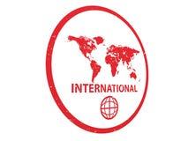 international royalty ilustracja