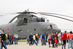 International Aerospace Salon MAKS-2013 Royalty Free Stock Images