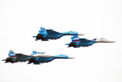 International Aerospace Salon MAKS-2013 Stock Image