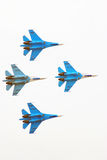 International Aerospace Salon MAKS-2013 Stock Images