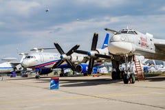 International Aerospace Salon MAKS-2015 Stock Photo