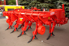 International agro-industrial exhibition Royalty Free Stock Photo