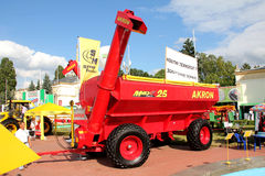 International agro-industrial exhibition Royalty Free Stock Image