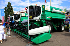 International agro-industrial exhibition Royalty Free Stock Photography