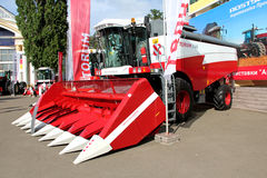 International agro-industrial exhibition Royalty Free Stock Images