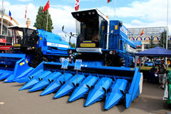 International agro-industrial exhibition Stock Images