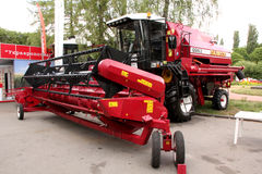 International agro-industrial exhibition Stock Photography