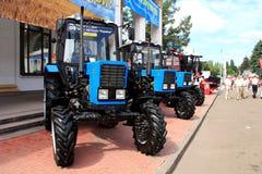 International agro-industrial exhibition Stock Photo
