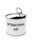 International aid Royalty Free Stock Images