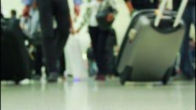International airport stock video