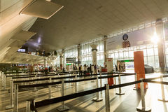 The International Airport of Belem do Para in Brazil Stock Images