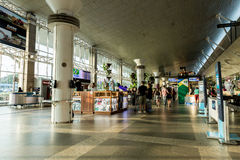 The International Airport of Belem do Para in Brazil Royalty Free Stock Photo