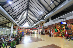 International Airport of Cambodia Siem Reap Royalty Free Stock Images