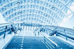 International Airport elevator Royalty Free Stock Photos