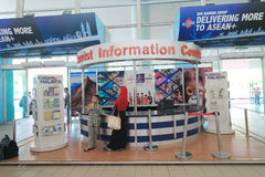 International Airport of Kota Kinabalu Stock Photography