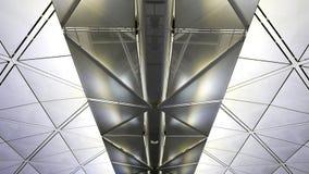 International Airport main terminal Royalty Free Stock Image