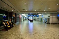 International airport of Prague Royalty Free Stock Images