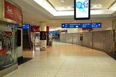 International airport of Prague Stock Photography