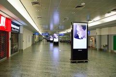International airport of Prague Royalty Free Stock Photography