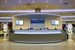 International airport of Prague Royalty Free Stock Image