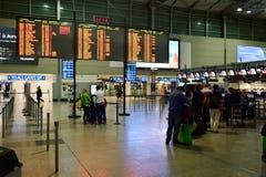International airport of Prague Royalty Free Stock Photo