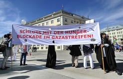 International Al-Quds Day 2015-Vienna stock image
