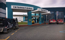 International Antarctic Centre Christchurch - New Zealand Stock Photography