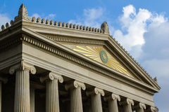 International Archives Building Stock Images