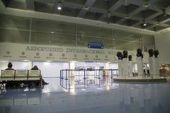 International Augusto Cesar Sandino Airport view from Managua, Nicaragua Stock Photography