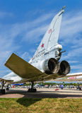 International aviation and space salon MAKS in Zhukovsky, Russia Royalty Free Stock Photo