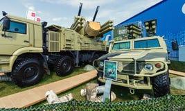 International aviation and space salon MAKS in Zhukovsky, Russia Stock Photography