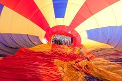 International Balloon Festival Montgolfeerie Stock Image