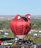 International Balloon Fiesta in Albuquerque, NM Royalty Free Stock Photos