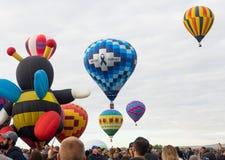 International Balloon Fiesta. Albuquerque, NM stock photos