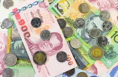 International banknote Stock Image
